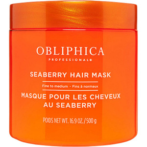 Obliphica Seaberry Hair Mask Fine to Medium 16.9 oz. - 500 grams (M145021 - 145021)