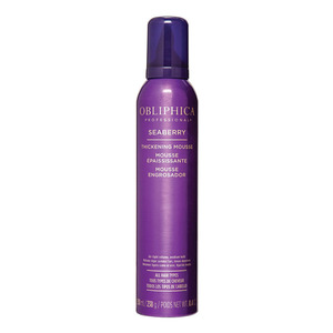 Obliphica Seaberry Thickening Mousse 8.4 oz. - 250 mL. (145015)