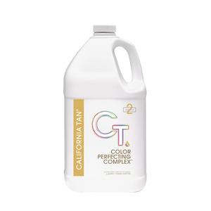 California Tan - Color Perfecting Complex Dark Clear Solution 1 Gallon (M21513 - 21513)