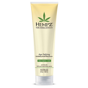 Hempz Age Defying Body Scrub 9 oz. - 265 mL. (41410)