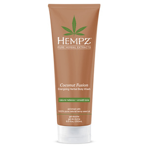 Hempz Coconut Fusion Body Wash 8.5 oz. - 250 mL. (41387)