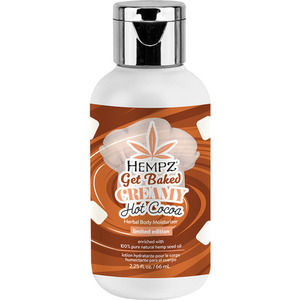 Hempz Creamy Hot Cocoa Moisturizer 2.25 oz. - 66 mL. (41933)
