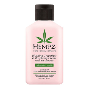 Hempz Grapefruit & Raspberry Moisturizer 2.25 oz. - 66 mL. (M41514 - 41515)