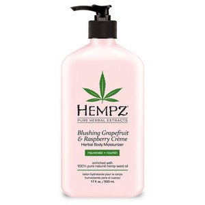 Hempz Grapefruit & Raspberry Moisturizer 17 oz. - 500 mL. (M41514 - 41514)