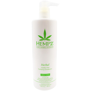 Hempz Herbal Healthy Hair Fortifying Conditioner 25.4 oz. - 750 mL. (M120247504 - 120247504)