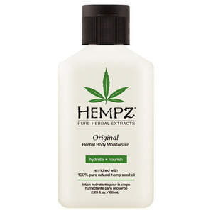 Hempz Original Moisturizer 2.25 oz. - 66 mL. (M40198 - 40119)