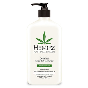 Hempz Original Moisturizer 17 oz. - 500 mL. (M40198 - 40198)