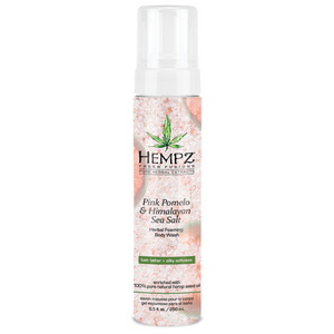 Hempz Pink Pomelo & Sea Salt Body Wash 8.5 oz. - 250 mL. (41725)
