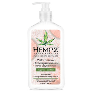 Hempz Pink Pomelo & Sea Salt Moisturizer 17 oz. - 500 mL. (M41723 - 41723)