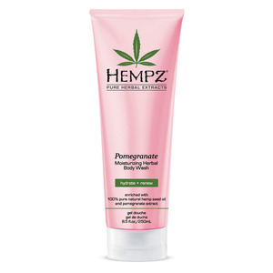 Hempz Pomegranate Body Wash 8.5 oz. - 250 mL. (41415)