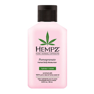 Hempz Pomegranate Moisturizer 2.25 oz. - 66 mL. (M40875 - 40891)