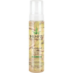 Hempz Sandalwood & Apple Body Wash 8.5 oz. - 250 mL. (41864)