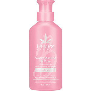 Hempz Sweet Jasmine & Rose Body Wash 8 oz. (55102)