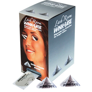 Wink-Ease - Lash Room Disposable UV Eye Protection 250 Pair Roll Display (72590)
