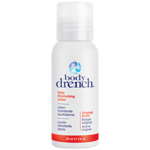 Body Drench - Original Moisturizing Lotion 2 oz. - 59 mL. (M10003 - 10007)