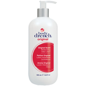Body Drench - Original Moisturizing Lotion 16.9 oz. - 500 mL. (M10003 - 10003)