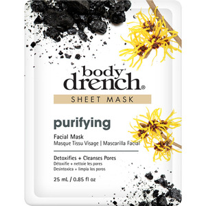 Body Drench - Purifying Sheet Mask 0.85 oz. - 25 mL. (74116)