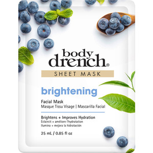 Body Drench - Brightening Sheet Mask 0.85 oz. - 25 mL. (74117)