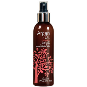 Body Drench - Argan Oil Emulsifying Body Dry Oil 6 oz. - 177 mL. (56201)