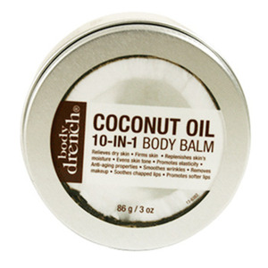 Body Drench - Coconut Oil Replenishing Body Balm 3 oz. - 86 grams (67896)