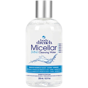 Body Drench - Micellar 3-in-1 Cleansing Water 8.5 oz. - 250 mL. (61227)