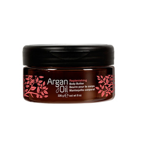 Body Drench - Argan Oil Replenishing Body Butter 8 oz. - 226 grams (56202)