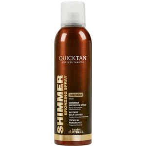 Body Drench - Shimmer Bronzing Spray 6 oz. 170 grams (81466)