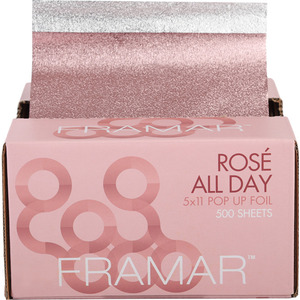 "Framar 5""x11"" Pop Up Foil It Sheets - Rosé All Day 500 Sheets (M46010 - 46062)"