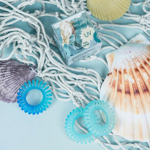 Invisibobble - Magic Mermaid Collection - The Traceless Hair Ring - Ocean Tango (M71355 - 71356)