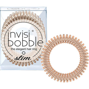 Invisibobble - Slim - The Elegant Hair Ring - Bronze Me Pretty (M71338 - 71341)