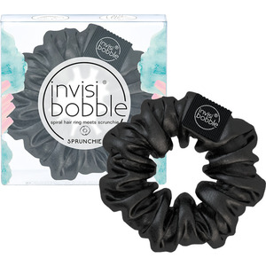 Invisibobble - Sprunchie - Spiral Hair Ring Meets Scrunchie - Holy Cow That's Not Leather (M71366 - 71420)