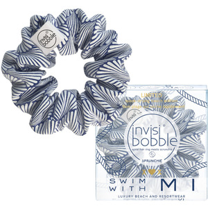 Invisibobble - Sprunchie Swim With Mi - Spiral Hair Ring Meets Scrunchie - Santorini pack Your Bikini (M71437 - 71437)
