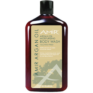 Amir Aragan Oil Moisturizing Body Wash 18 oz. (62974)