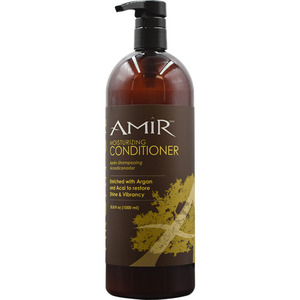 Amir Aragan Oil Moisturizing Conditioner 33.8 oz. - 1000 mL. (M62503 - 71172)