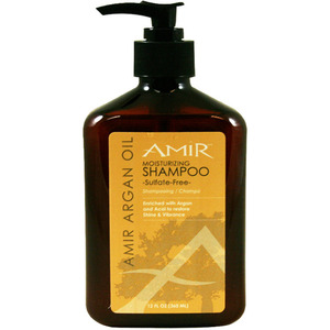 Amir Aragan Oil Moisturizing Shampoo 12 oz. - 355 mL. (M62502)