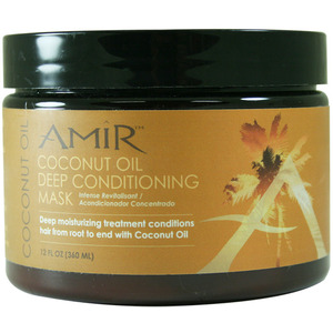 Amir Coconut Conditioning Mask 12 oz. - 360 mL. (74562)