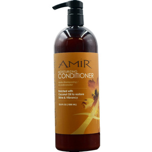 Amir Coconut Moisturizing Conditioner 33.8 oz. - 1000 mL. (M88523 - 78255)