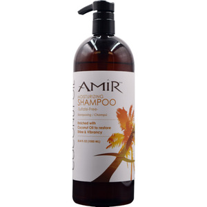 Amir Coconut Moisturizing Shampoo 12 oz. - 355 mL. (M88522 - 78254)