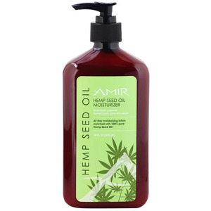 Amir Hemp Seed Oil Body Moisturizer 18 oz. (78227)
