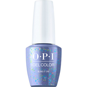 OPI GelColor Soak Off Gel Polish - Shine Bright Collection - Bling It On! 0.5 oz. (MHPM01 - HPM14)