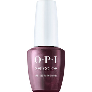 OPI GelColor Soak Off Gel Polish - Shine Bright Collection - Dressed To The Wines 0.5 oz. (MHPM01 - HPM04)