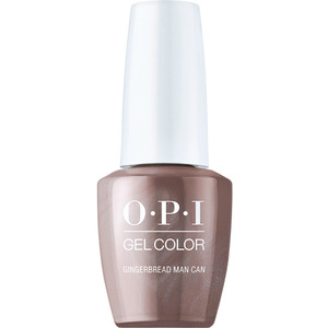 OPI GelColor Soak Off Gel Polish - Shine Bright Collection - Gingerbread Man Can 0.5 oz. (MHPM01 - HPM06)