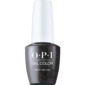 OPI GelColor Soak Off Gel Polish - Shine Bright Collection - Heart And Coal 0.5 oz. (MHPM01 - HPM12)