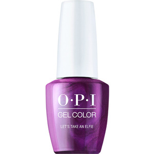 OPI GelColor Soak Off Gel Polish - Shine Bright Collection - Let's Take An Elfie 0.5 oz. (MHPM01 - HPM09)