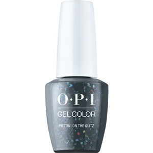 OPI GelColor Soak Off Gel Polish - Shine Bright Collection - Puttin' On The Glitz 0.5 oz. (MHPM01 - HPM15)
