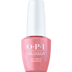 OPI GelColor Soak Off Gel Polish - Shine Bright Collection - This Shade Is Ornamental! 0.5 oz. (MHPM01 - HPM03)