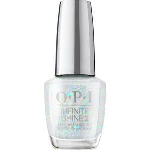 OPI Infinite Shine - Air Dry 10 Day Nail Polish - Shine Bright Collection - All A'Twitter In Glitter 0.5 oz. (MHRM37 - HRM48)