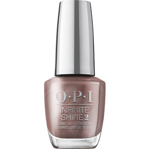 OPI Infinite Shine - Air Dry 10 Day Nail Polish - Shine Bright Collection - Gingerbread Man Can 0.5 oz. (MHRM37 - HRM41)