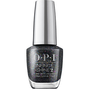 OPI Infinite Shine - Air Dry 10 Day Nail Polish - Shine Bright Collection - Heart And Coal 0.5 oz. (MHRM37 - HRM47)