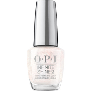 OPI Infinite Shine - Air Dry 10 Day Nail Polish - Shine Bright Collection - Naughty Or Ice 0.5 oz. (MHRM37 - HRM36)